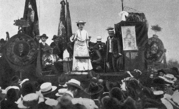Фото №3 - Бабушка революции: 6 фактов о Кларе Цеткин