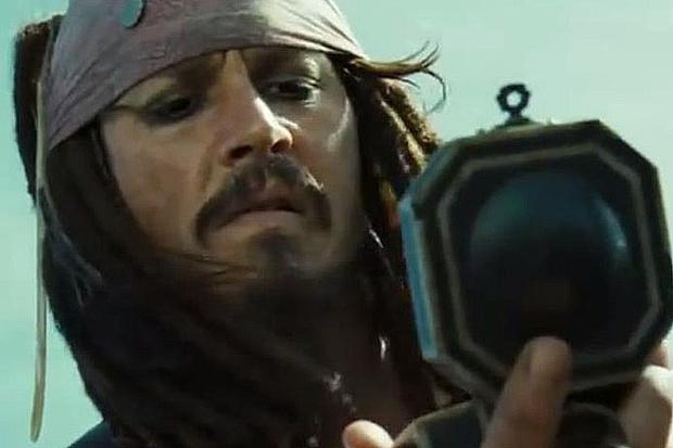 Фото №17 - Тысяча чертей! 20 убойных киноляпов в «Пиратах Карибского моря»