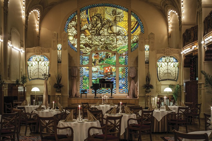 Фото №4 - Проверка временем: Belmond Grand Hotel Europe в Санкт-Петербурге