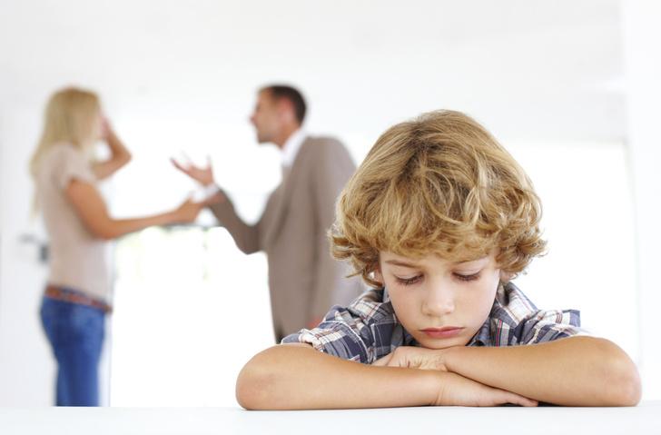 Ребенок после развода родителей не хочет общаться с отцом