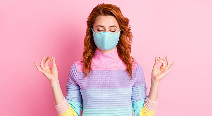 Фото №1 - Пандемия тревоги: как успокоиться и помочь своему иммунитету?
