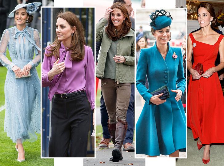 Фото №1 - Десять лет во дворце: как Кейт Миддлтон навсегда изменила королевский стиль