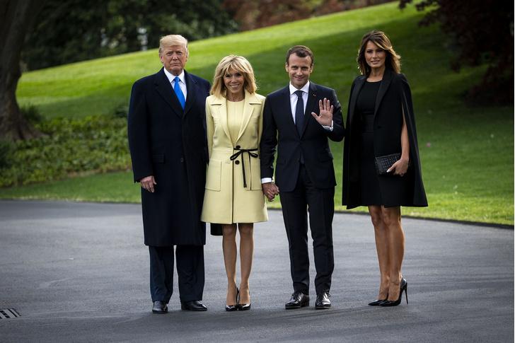 Фото №5 - Жизнь по протоколу: что нельзя делать женам президентов