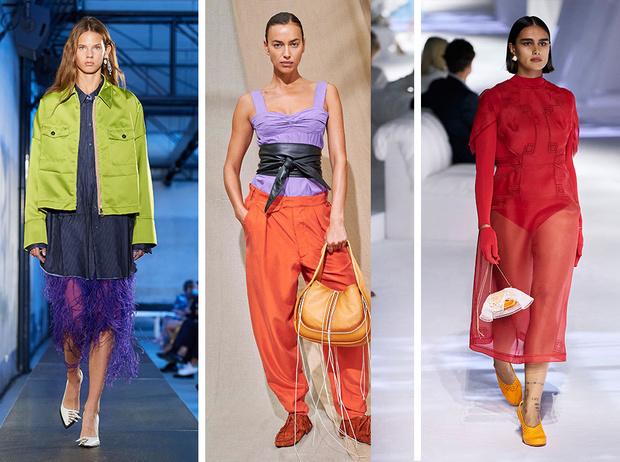 Фото №3 - Тренды весны и лета 2021 с Недели моды в Милане