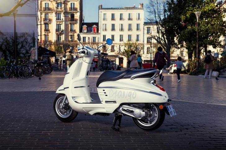 Фото №2 - Peugeot Motocycles в России: скутеры класса премиум и большие планы