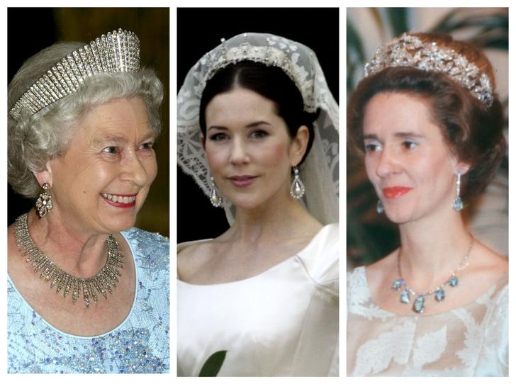 Фото №1 - У какой королевской семьи Европы самая дорогая коллекция тиар