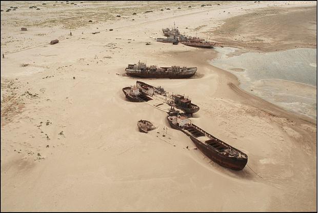 Фото №1 - Покинутый советский остров-полигон, на котором захоронено биологическое оружие