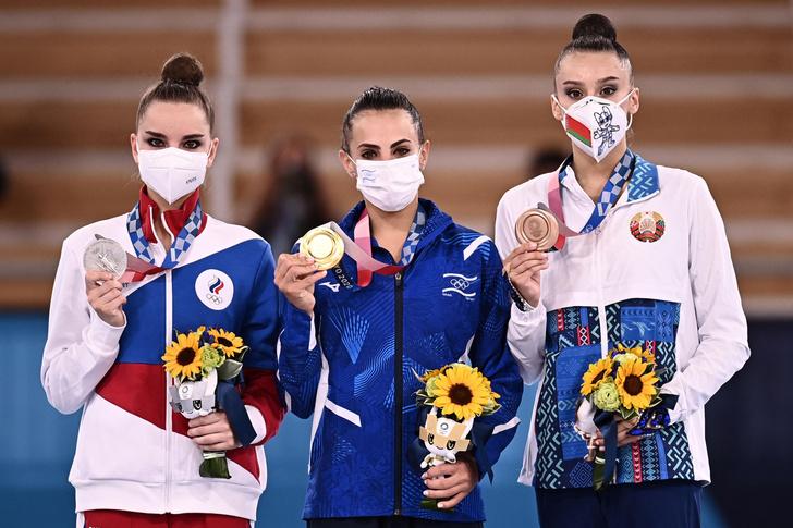 Фото №1 - «Это начало конца»: Ирина Винер поставила крест на будущем сборной Израиля по гимнастике