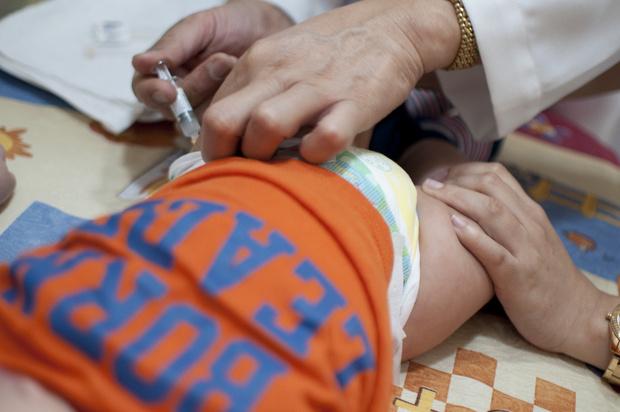 прививка от кори детям
