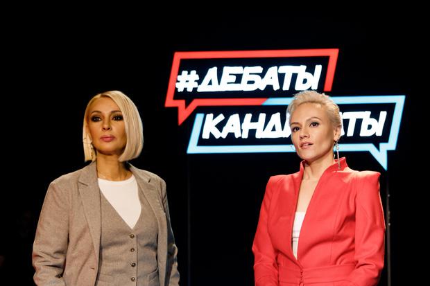 реалити-шоу #ДебатыКандидаты