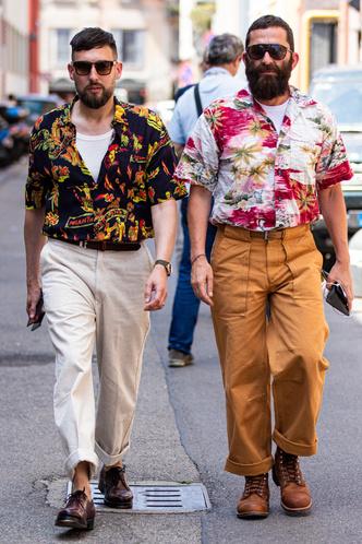 Фото №3 - Летняя классика: как появилась гавайская рубашка, и с чем ее носить сегодня