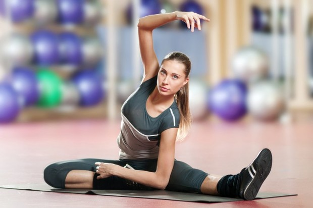 Главное — желание. Фитнес-модель о том, как правильно худеть.