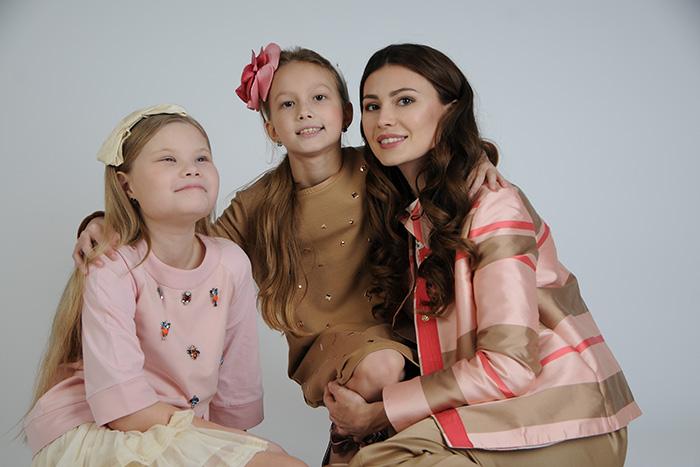 Фото №6 - Телеведущая Ольга Ушакова: «Хочу, чтобы дочери любили себя такими, какие они есть»