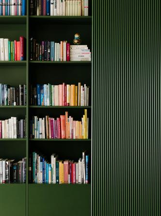 Фото №8 - Волшебная шкатулка: апартаменты в Берлине