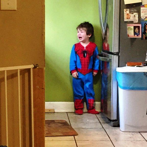 Фото №6 - 25 причин, почему ваш ребенок считает вас плохим