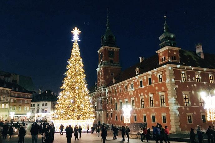 Встретить Рождество в Европе