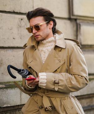 Фото №7 - 9 стильных стрижек для мужчин: тренды осени-2020