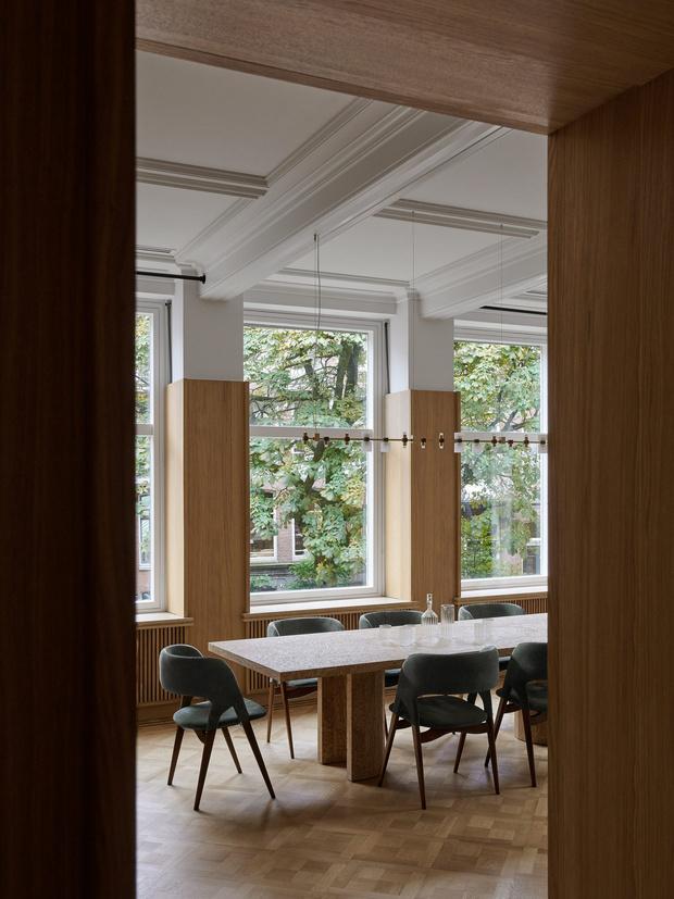 Фото №7 - Офис в Амстердаме по проекту студии Framework