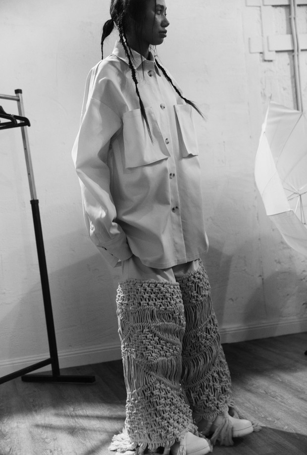 Фото №11 - Магический бэкстейдж Mercedes-Benz Fashion Week Russia. День 4