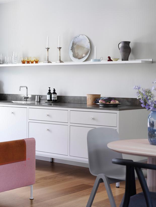 Фото №5 - Квартира дизайнера Мии Лагерман в Копенгагене