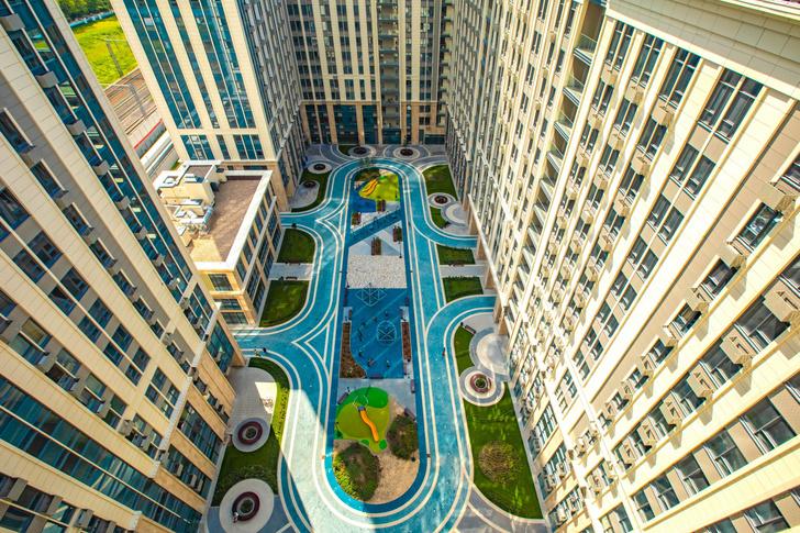 Фото №5 - Квартал апартаментов «Матч Поинт» как синоним «нового Кутузовского проспекта»