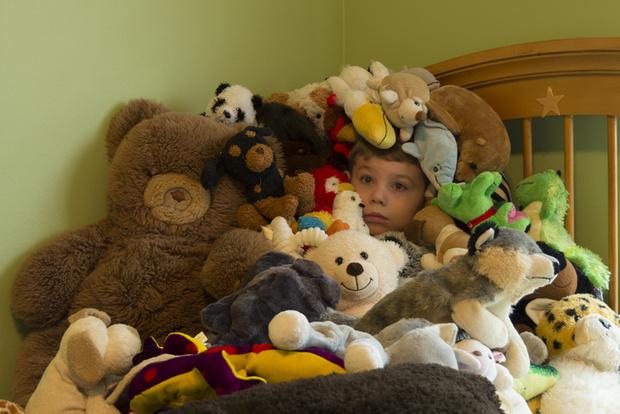 """Фото №1 - """"Сколько игрушек нужно ребенку?"""""""