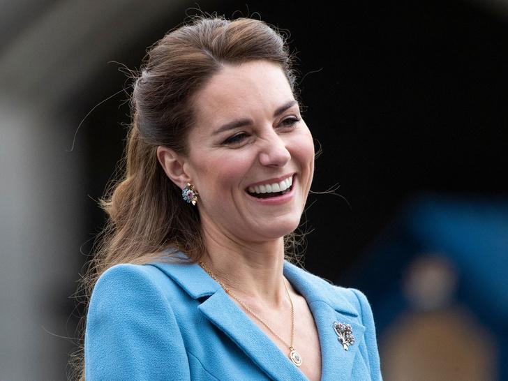 Фото №1 - «Мама, перестань!» Против какой привычки герцогини Кейт протестуют ее дети