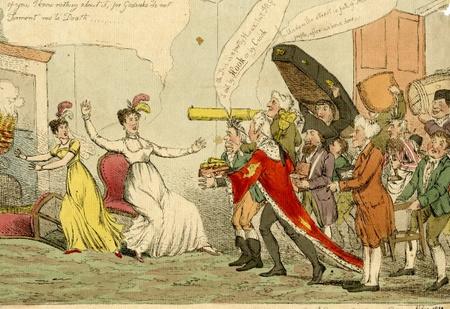 История пари, которое парализовало Лондон и стало причиной первой пробки в истории городов