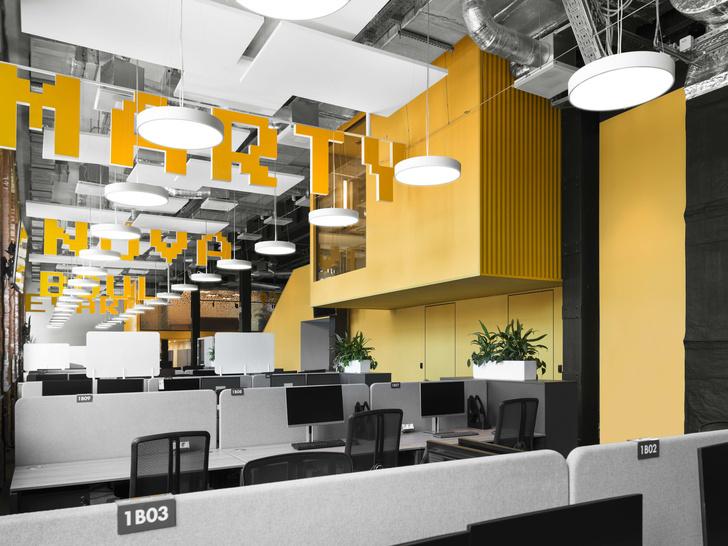 Фото №9 - Digital-интерьер для офиса IT-подразделения банка