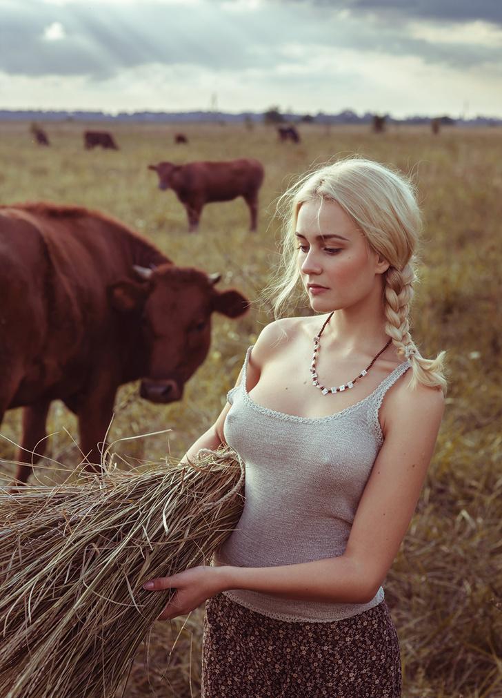 Фото №2 - Нюстальгия: лучшие работы эротического фотографа Давида Дубницкого