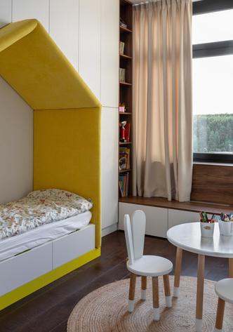 Фото №10 - Яркая квартира 107 м² для пары с двумя детьми в Минске