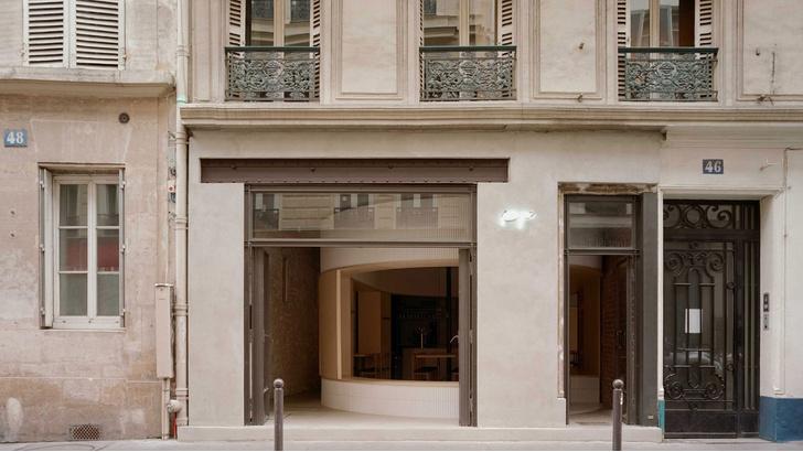 Фото №1 - Парижский ресторан по дизайну Neri & Hu