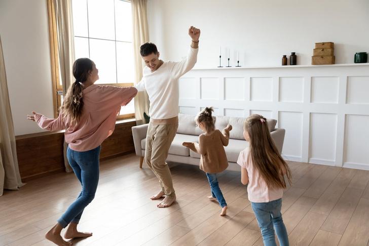 танцы для детей польза
