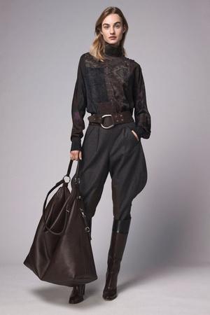 Фото №2 - Одежда для офиса и роскошные вечерние платья в коллекции Ralph Lauren