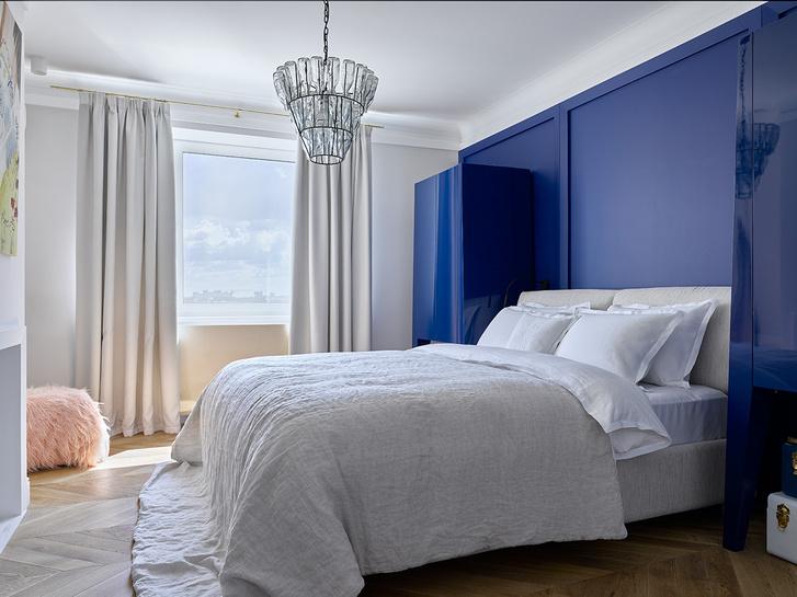 Фото №3 - Синий в интерьере: как выбрать правильный оттенок