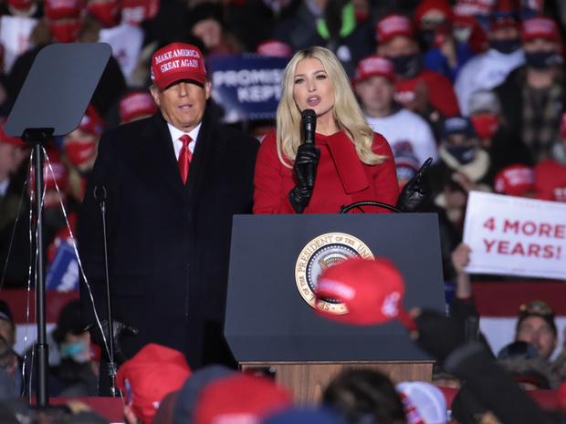 Фото №4 - После Белого дома: почему следующий год станет непростым для всех Трампов