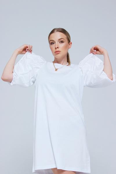 Фото №17 - «Хотелось бы поработать с Водяновой, Gucci, Милохиным»: как дизайнеры DNK прошли путь от хобби к успешному бренду