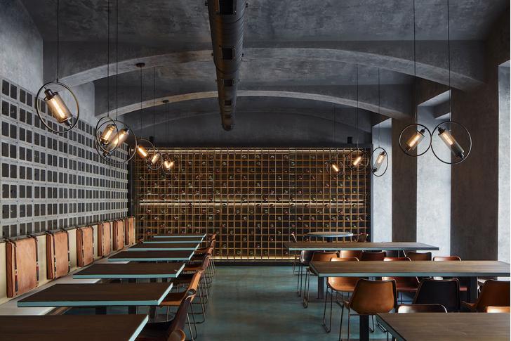 Фото №3 - Брутальный ресторан в Праге