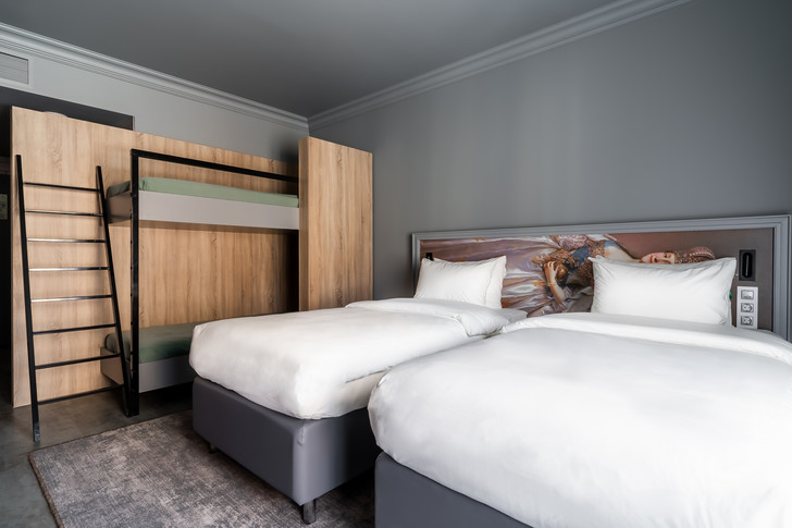 Фото №4 - Новый отель Holiday Inn в Санкт-Петербурге
