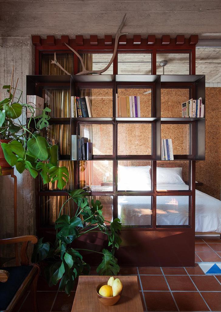 Фото №8 - Бетонная квартира в Афинах