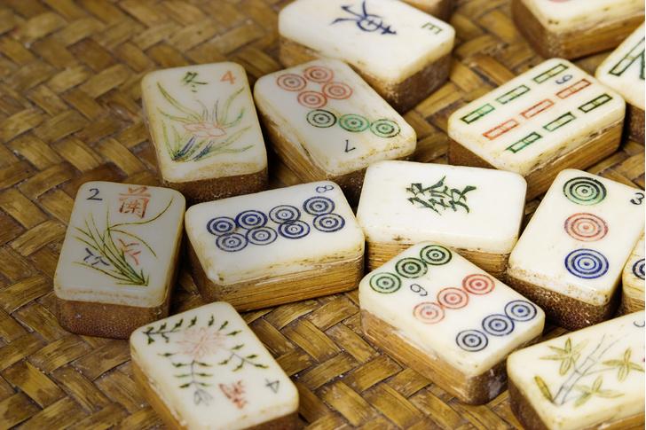 Фото №1 - Игра с драконами: секрет популярности маджонга в Китае