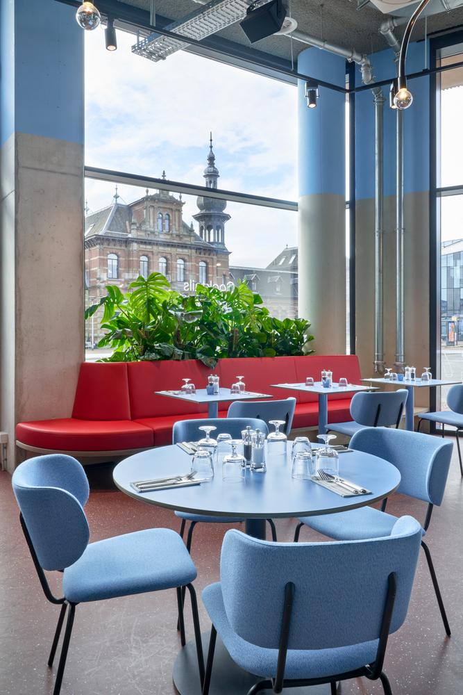 Фото №6 - Яркий студенческий отель в Нидерландах