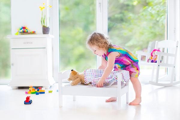 Фото №5 - Как научить ребенка играть самостоятельно
