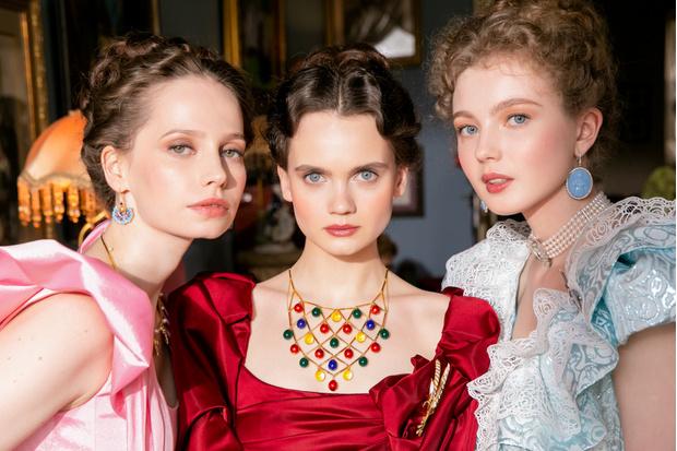 Фото №2 - Пасхальная коллекция Axenoff Jewellery как ода самым трогательным русским традициям