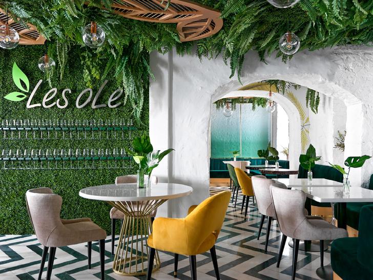 Фото №1 - Вкус лета: в ресторане Les Ole появилось обновленное меню