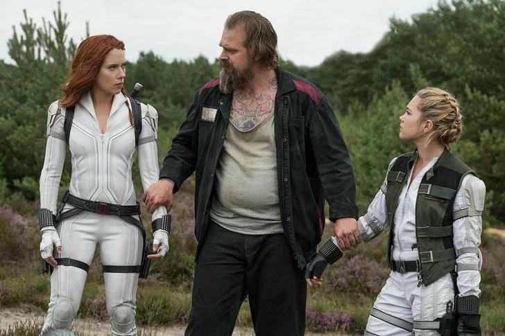 Фото №3 - Стоит ли смотреть «Черную Вдову» Marvel: рецензия без спойлеров
