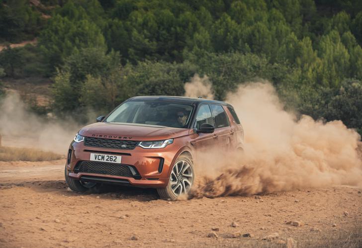Фото №1 - Шесть удивительных фактов об автомобилях Land Rover