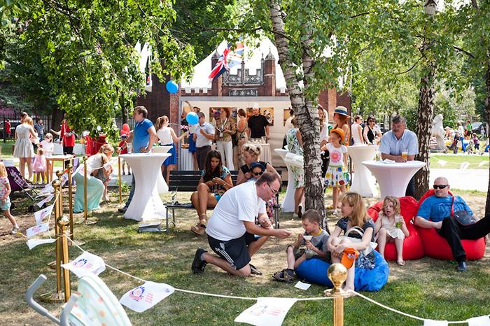 Фото №1 - В московском парке «Музеон» пройдет Английский Детский Фестиваль