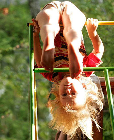 Фото №4 - Лето на даче: как обустроить игровой уголок для детей