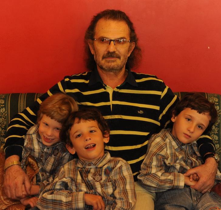Фото №6 - «Общий вес при рождении составил 3 300 граммов: 1 300, 1 200 и 800 соответственно»: как мать в одиночку растит троих сыновей с диагнозом ДЦП